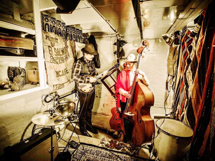 Blue Moon Marquee, Live Muziek, Cafe, Wervershoof, Gipsy Blues